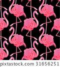 cute flamingo graphic 31656251