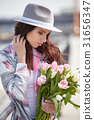 bouquet flower lady 31656347