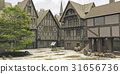 Medieval or Fantasy Town Centre Marketplace 31656736