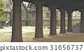 Medieval or Fantasy Town Centre Market Hall 31656737