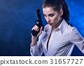 槍 魅力 有吸引力 31657727