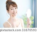手鏡·美女·女裝 31670593