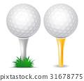 Golf Balls 31678775