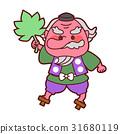 monster, character, long-nosed goblin 31680119