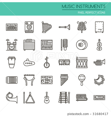 Music Instruments  31680417