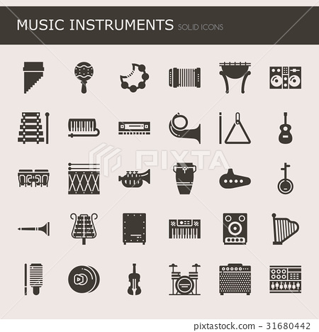 Music Instruments   31680442
