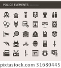 Police Elements   31680445