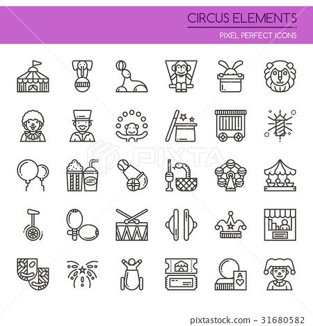 Circus Elements   31680582