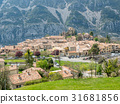Greolieres village in France 31681856
