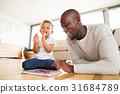 family, daughter, little 31684789
