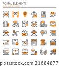 Postal Elements  31684877
