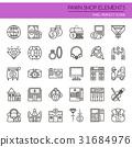 Pawn Shop Elements   31684976