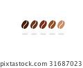 咖啡豆 豆 豆子 31687023