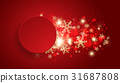 red, background, xmas 31687808