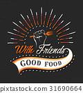 graphic, vintage, food 31690664