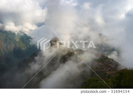 Machu Picchu archeological site 31694154