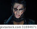 Professional make-up werewolf Wolverine 31694671