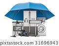 Household appliances, guarantee 31696943