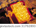 불, 상자, 생일선물 31702893