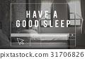 Home Bedroom Sleep Peace Morning Word 31706826