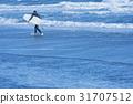 サーファー 海 31707512
