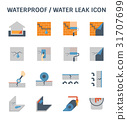 leak water waterproofing 31707699