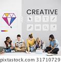 Graphic Design Icon Creative Style 31710729