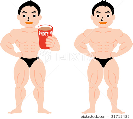 Japanese bodybuilder 31713483