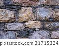 Wall of Church, Scotland 31715324