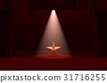 Star, stars on stage 31716255