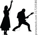 singer and guitarist 31720586