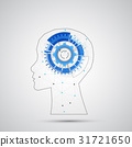 background, brain, concept 31721650