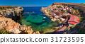 Famous Popeye Village at Anchor Bay, Malta 31723595