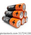 battery, 3d, batteries 31724138