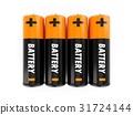 battery, 3d, batteries 31724144