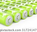 battery, green, batteries 31724147
