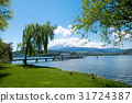 Ferry port at Lucern park  31724387