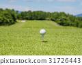 골프 코스 티 그라운드 골프 이미지 배경 자료 31726443