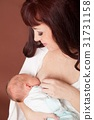 breastfeeding, breast, baby 31731158
