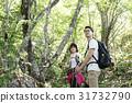 登山徒步旅行的形象 31732790