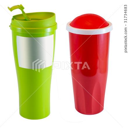 plastic cup 31734683