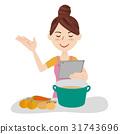 年輕的主婦美食 31743696