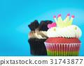 纸杯蛋糕 杯子蛋糕 甜蜜 31743877