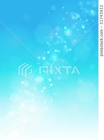블루 빛 31743912
