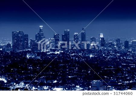 City of Los Angeles, California, USA 31744060