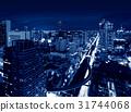 bangkok, night, skyscraper 31744068