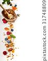 Healthy breakfast 31748809