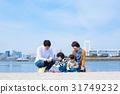 家庭海邊 31749232