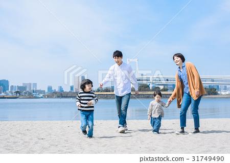 家庭沙灘 31749490
