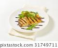 Grilled carp fillet 31749711